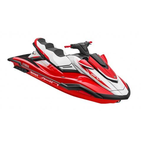 Vodní skútr Yamaha FX SVHO Cruiser