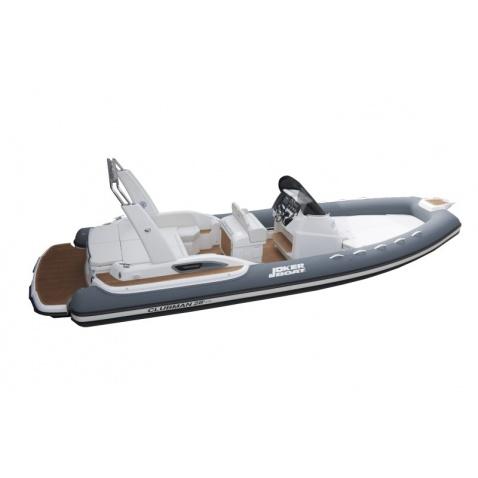 Nafukovací člun Joker Clubman 28 EFB
