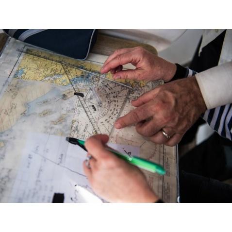 Velitel námořní jachty - opakování před závěrečnou zkouškou