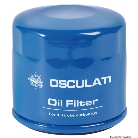 Filtr olejový Tohatsu (OEM 3R0-07615-0)