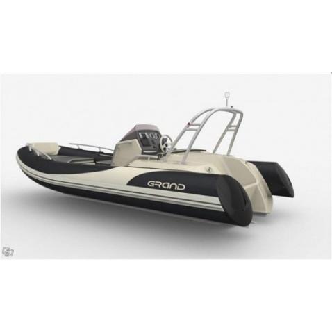 Nafukovací člun Grand G500LF