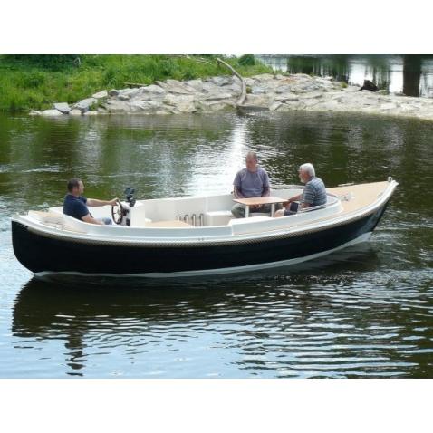 Říční člun SLOEP 650
