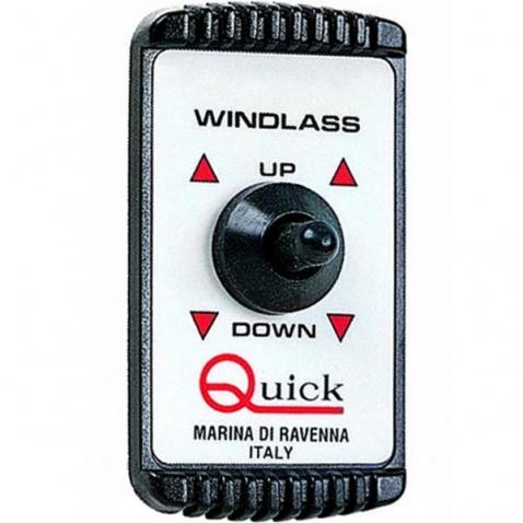 Ovládání vrátku Quick UP/DOWN