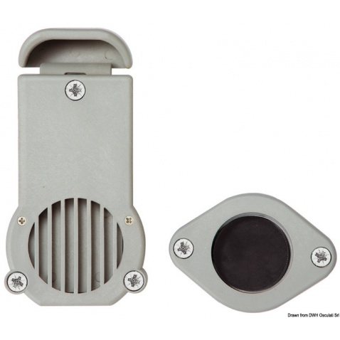 Zátka s výpustným ventilem