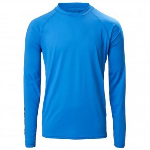 Tričko Musto Insignia UV Fast dry dl.rukáv brilliant blue