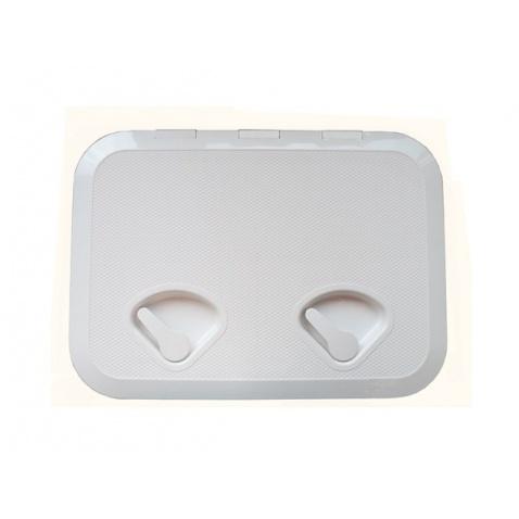Inspekční víko 440 x 315 mm bílé