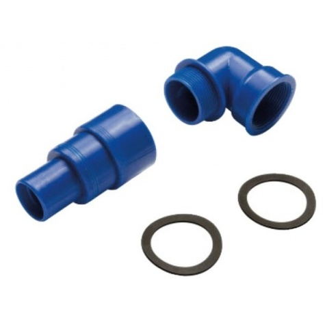 Redukce k nádrži černá/modrá 38/50/60mm, pro A03303