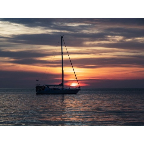 Praxe na moři - Balt