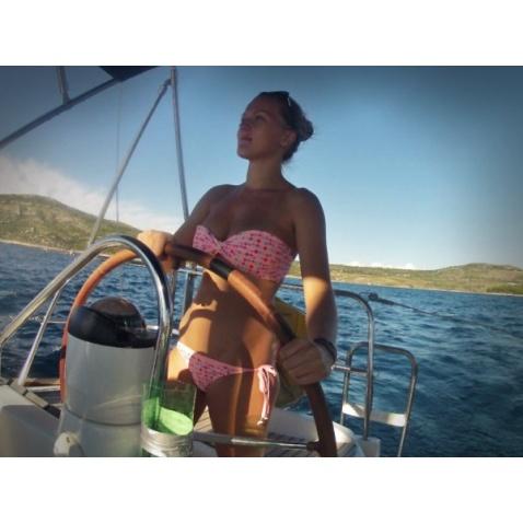 Ověření praktických dovedností - plachetnice