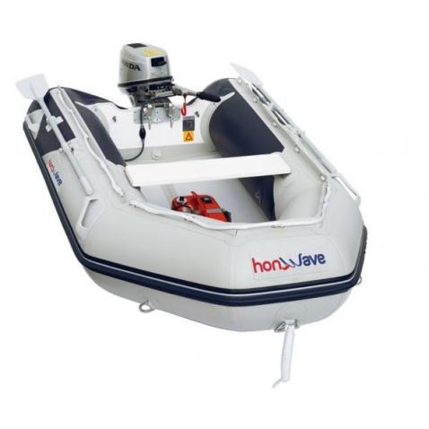 Nafukovací člun HonWave T24-IE2