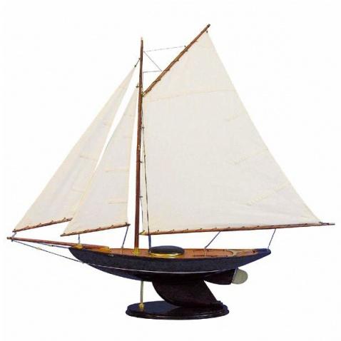 Model lodi plachetnice 98cm