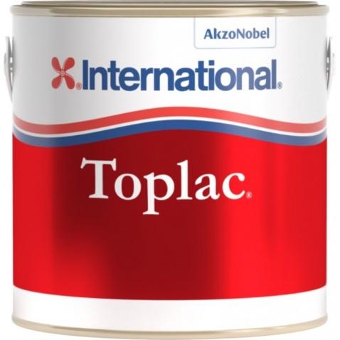 Barva vrchní  TOPLAC - weiss 001, 2,5l