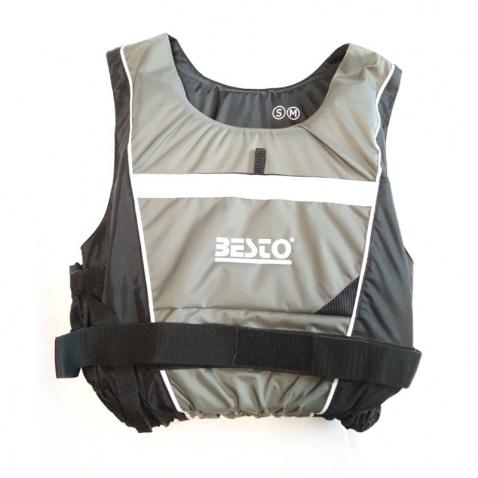Vesta plovací Sports Pro grey 50-60kg