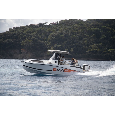 Motorový člun BMA X266 - Open