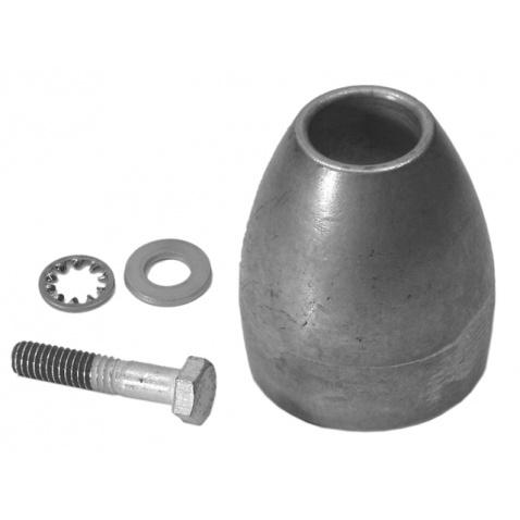 ND Mercury  Propeller nut anode 865182Q01 - balení 2ks