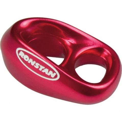Očko kluzné - Shock 5mm (náhrada kladky) red - RF8080RP10