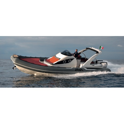 Nafukovací člun BWA 34' Premium
