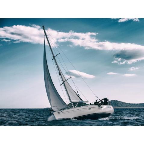 Velitel námořní jachty - mořská plavba (B)