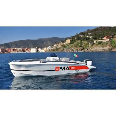 Motorový člun BMA X199 - Open