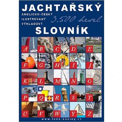 Jachtařský slovník, ilustrovaný, výkladový, anglicko - český