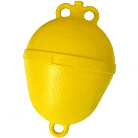 Bóje kotevní,prum 250mm,výtlak 6 kg yellow