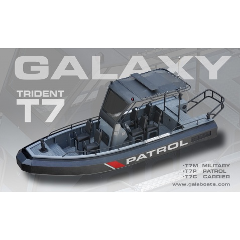Galaxy Carrier RIB T7C