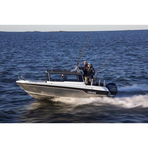 Motorový člun Yamarin Cross 60 C