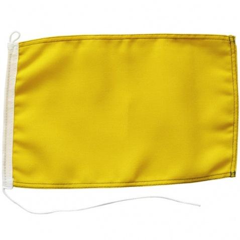 """Vlajka """"Q"""" 30 x 20cm (celní odbavení)"""