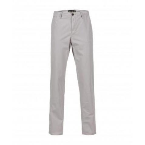 Kalhoty MUSTO dlouhé Poplin CHino white sand (wsan)