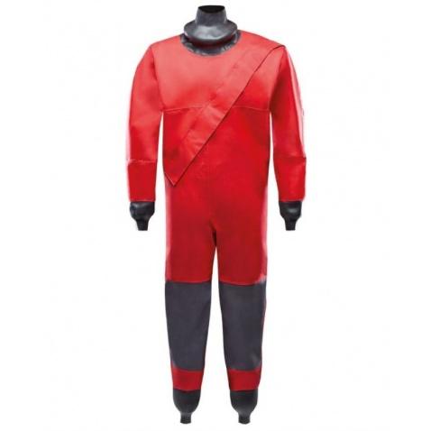 Suchý oblek dětský red/dark grey