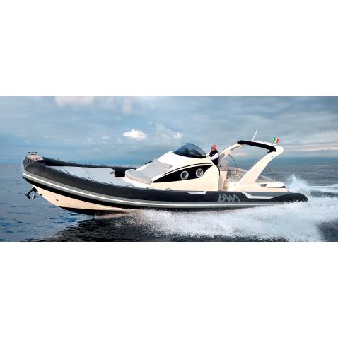 Nafukovací člun BWA 34' Premium EFB