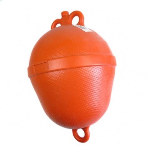 Bóje kotevní,prum.250mm,výtlak 6kg orange