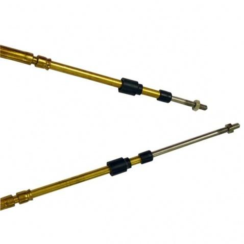 Bovden plynu a řazení C2 - 5FT