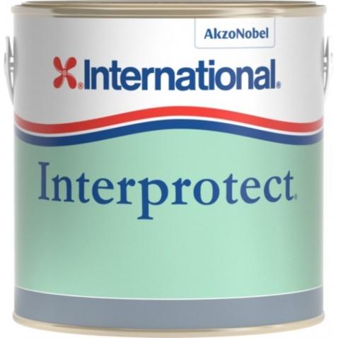 Barva základová  INTERPROTECT - bílá, 0,750l