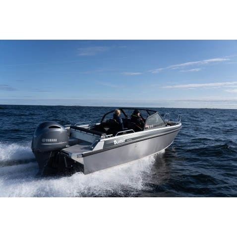 Motorový člun Buster XXL