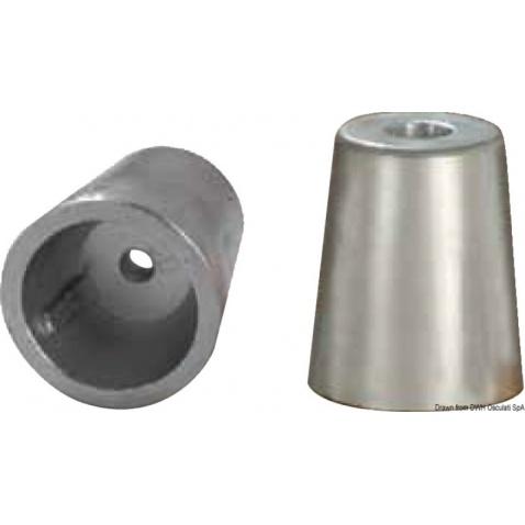 Anoda zinková, konus, pro hřídel Ø 30 mm