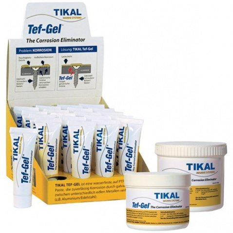 Tef-gel-antikorozní tmel Tikal, 10g