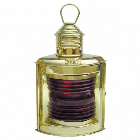 Lampa petrolejová, levobok (červ.)