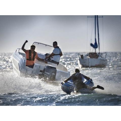 Vůdce malého a rekreačního plavidla - mořské pobřeží