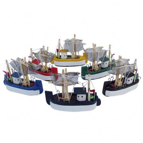 Model lodi - PRAWN CUTTERS