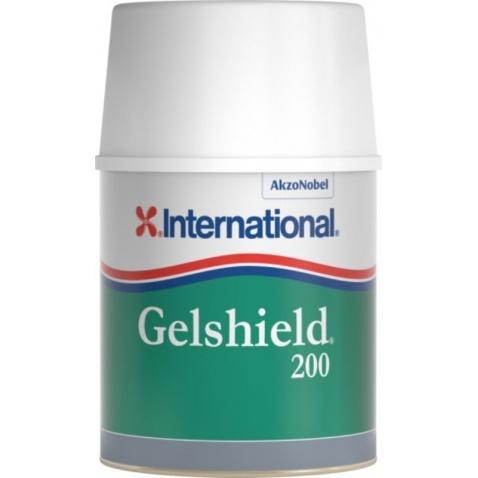 Barva základová  GELSHIELD 200 - šedá, 2,5 l