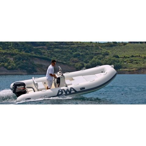 Nafukovací člun BWA Sport 17' GT