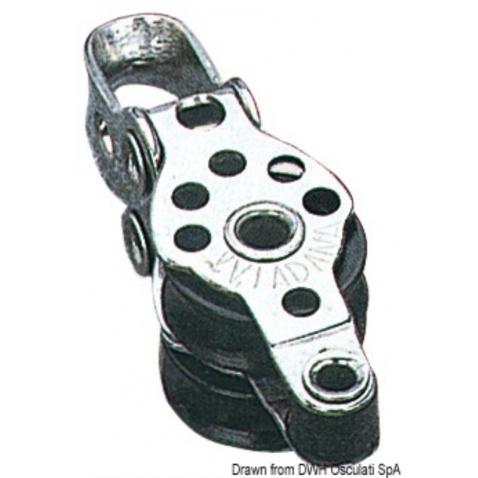 Dvojkladka Micro s úvazem, prům. lana 5mm