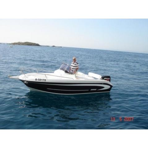 Motorový člun A530 Open New