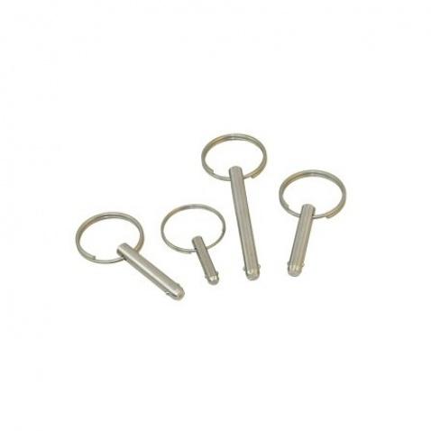 Čep fast pin Allen prům. 5mm, délka 26,5/12,5mm (např. lodě RS)