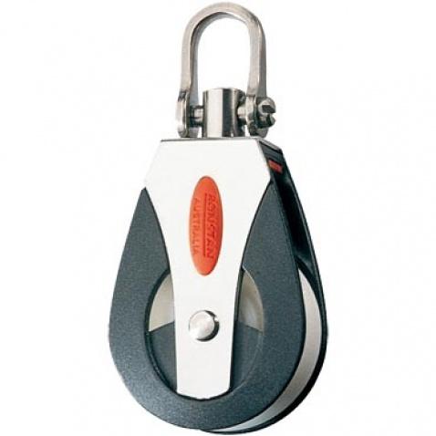 Kladka RF41100 Single block, universal head
