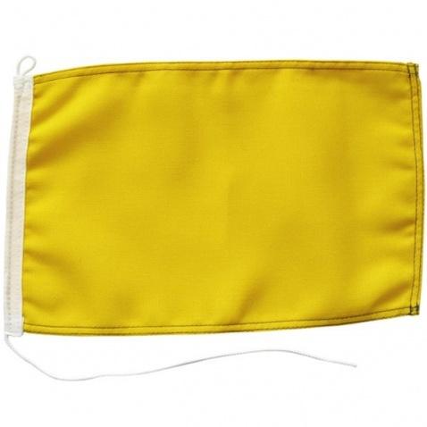 """Vlajka """"Q"""" 45 x 30cm  (celní odbavení)"""