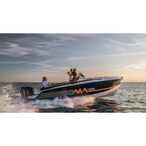 Motorový člun BMA X222 - Open