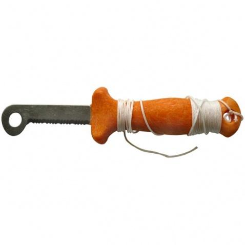 Nůž nesklápěcí, oranžový