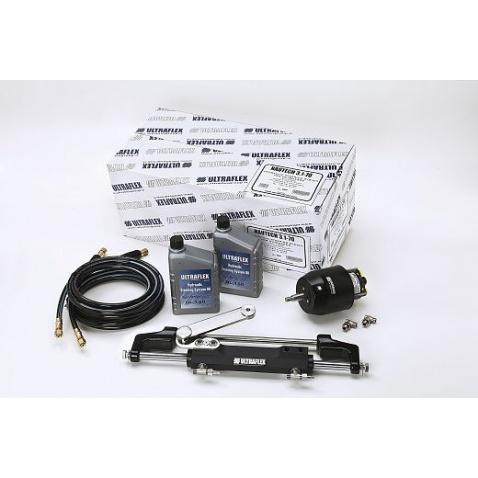 Hydraulické řízení Nautech Kit do 300hp, hadice 9m